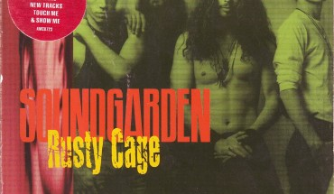 Soundgarden Rusty Cage