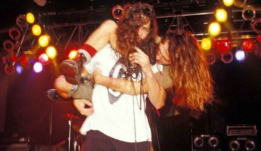 Chris Cornell Eddie Vedder