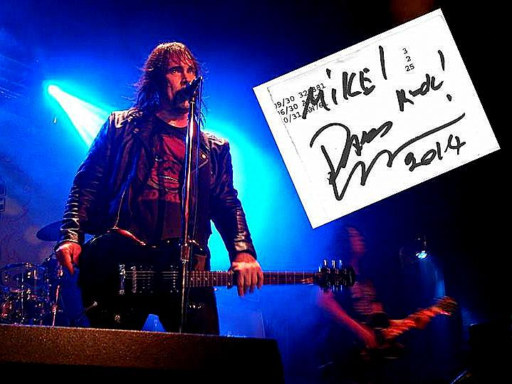 Dave Wyndorf BP 2014