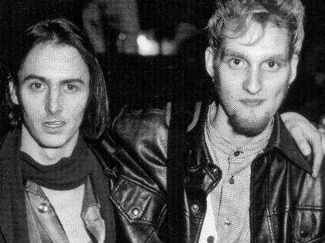 Mike McCready Layne Staley