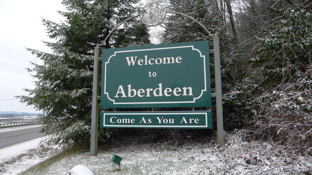 Welcome to Aberdeen