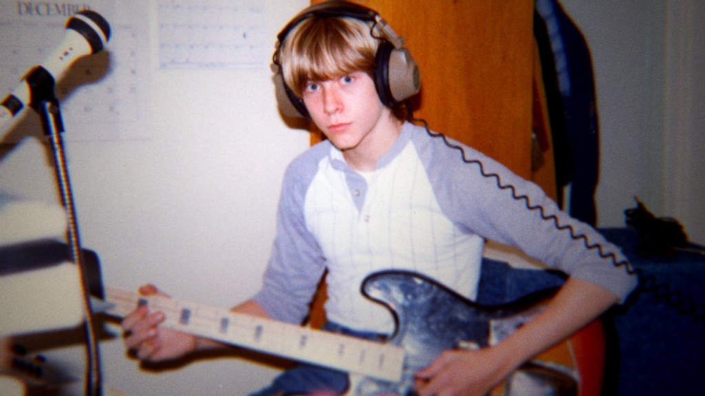 kurt cobain young