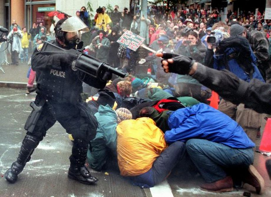 wto seattle 1999 2