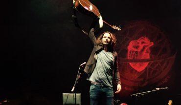 Chris Cornell Vienna 2016 Grungery