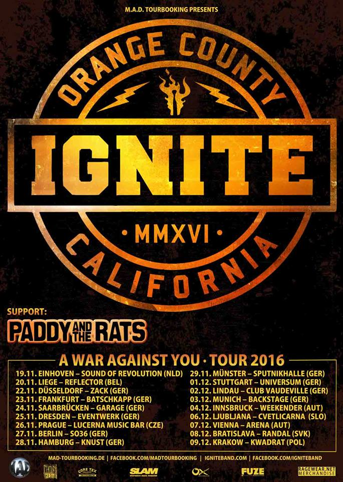 Ignite Tour 2016