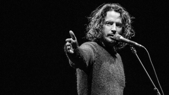 chris cornell bw