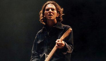 Eddie Vedder Budapest 1996 Pearl Jam 169