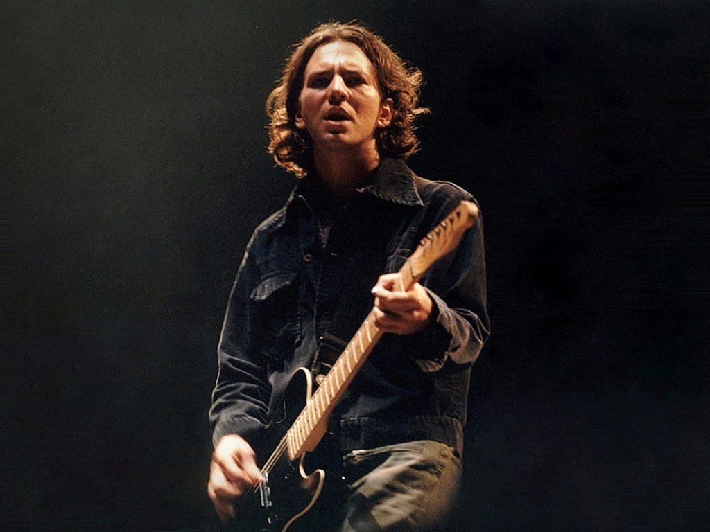 Eddie Vedder Budapest 1996 Pearl Jam 43