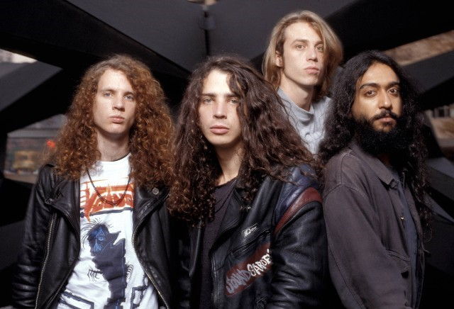 Soundgarden Jason Everman