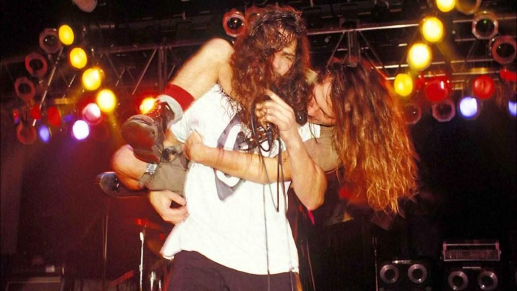 Chris Cornell Eddie Vedder