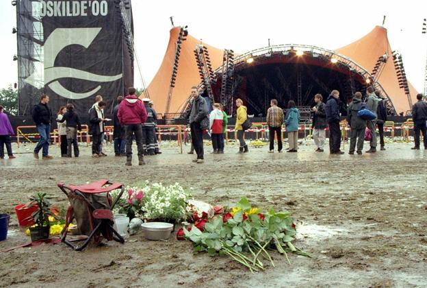Pearl Jam 2000 Roskilde