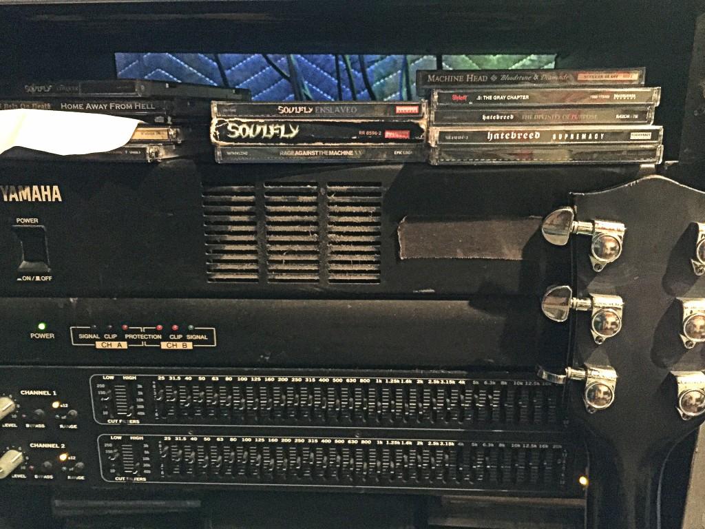 Sledgebcak rack