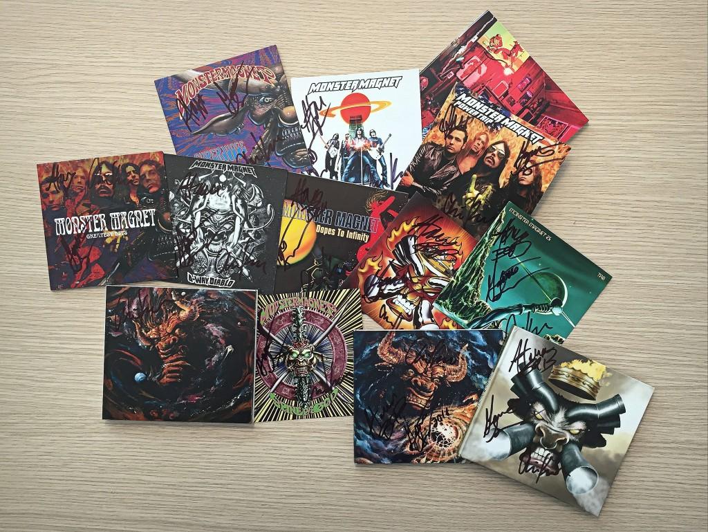 Monster Magnet discography