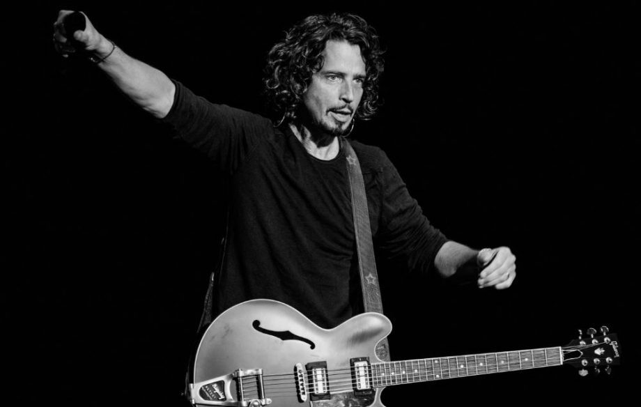 Chris Cornell BW 1