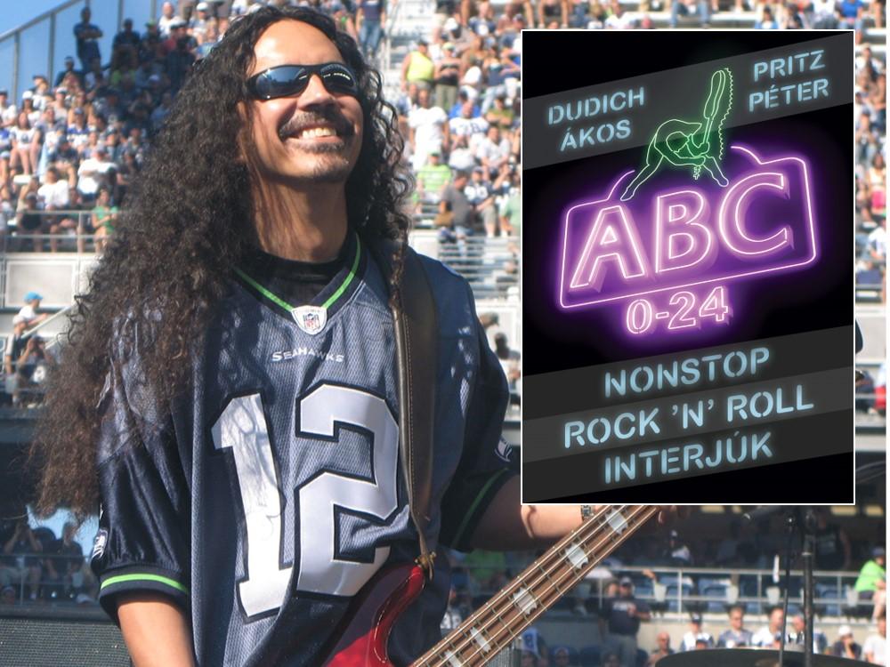 Mike Inez ABC