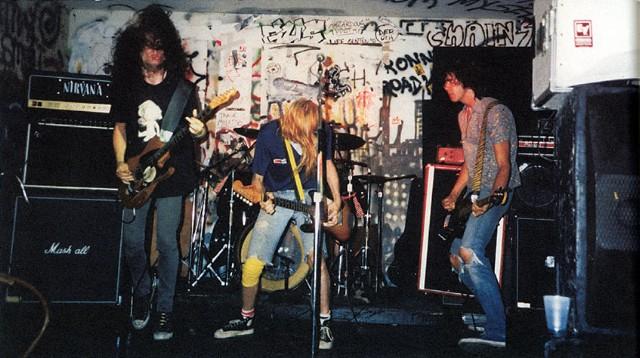 Nirvana Jason Everman 3