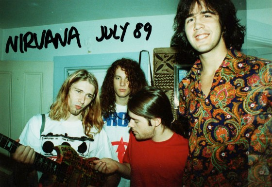 Nirvana Jason Everman